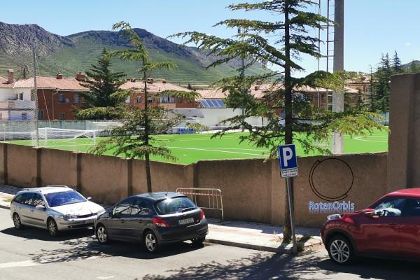 Campo de fútbol de Utrillas