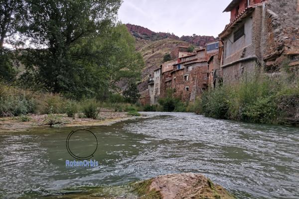 El río de Peñarroyas
