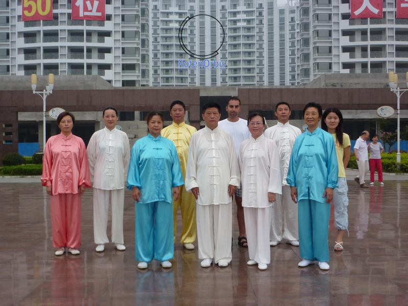 ¿Dónde está RontenOrbis? Zhenjiang 2009