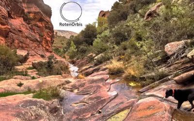 Ruta del barranco de la Cingla en Peñarroyas